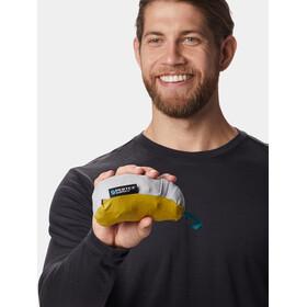 Mountain Hardwear Kor Preshell Giacca con cappuccio Uomo, dark citron